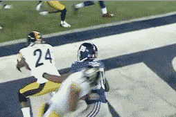Dirty Hit by Ryan Clark?