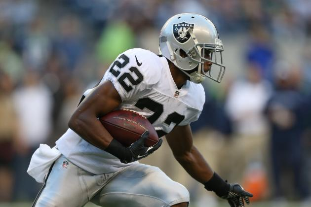 Taiwan Jones: Raiders RB Has Minimal Fantasy Value Even as Potential Starter