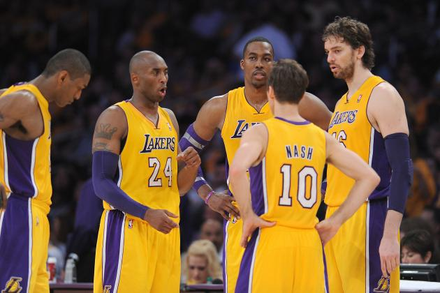 Lakers Who Must Step Up in Wake of Steve Nash Injury