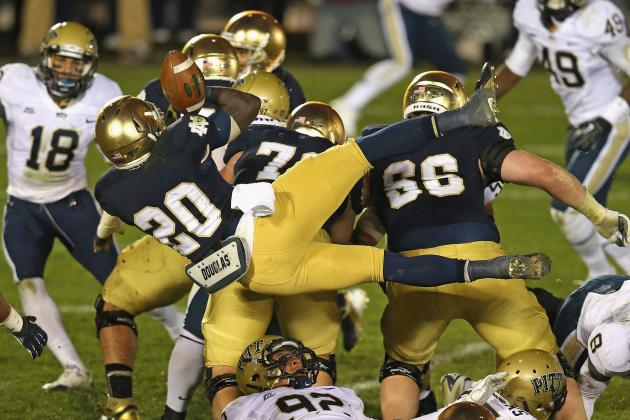 Will Notre Dame's Irish Luck Last All the Way to the BCS Title Game? Please No