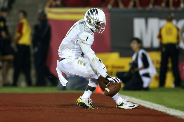 Oregon Football: Predicting When Ducks Will Pass Kansas State in BCS Rankings