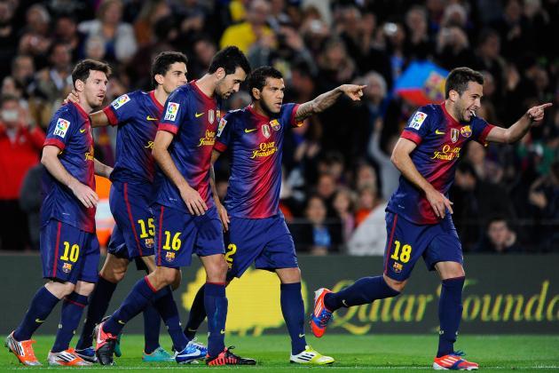 Jordi Alba, FC Barcelona Remind Us That Offside Enforcement Needs a Boost