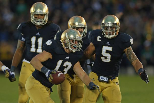 Notre Dame Football: Highlighting Potential BCS Bowl Matchups for Fighting Irish