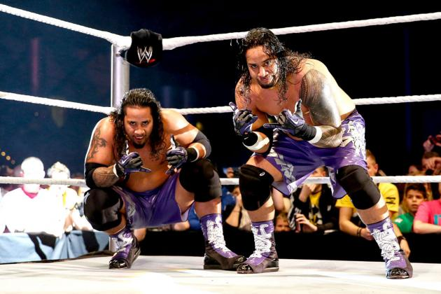 Why Jimmy & Jey Uso Deserve a Chance to Shine in WWE