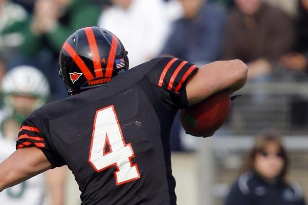 Penn Takes Advantage of 4 Princeton Turnovers to Down Tigers, 28-21