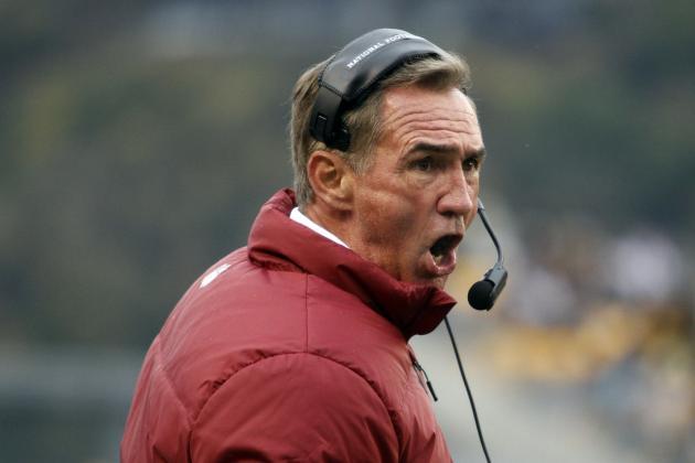 Redskins Coach Shanahan: