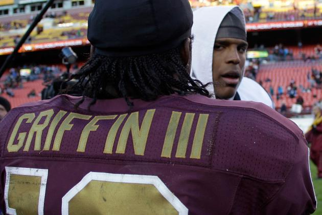 Robert Griffin III Has X-Rays on Ribs After Loss
