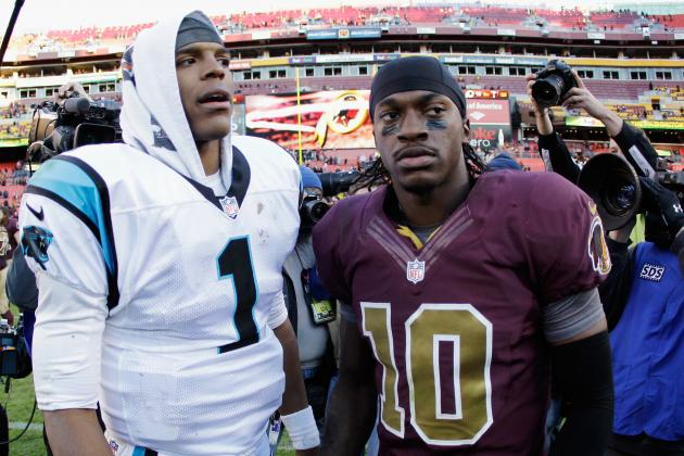 Robert Griffin III: Analyzing Redskins QB's Fantasy Value for Rest of the Season