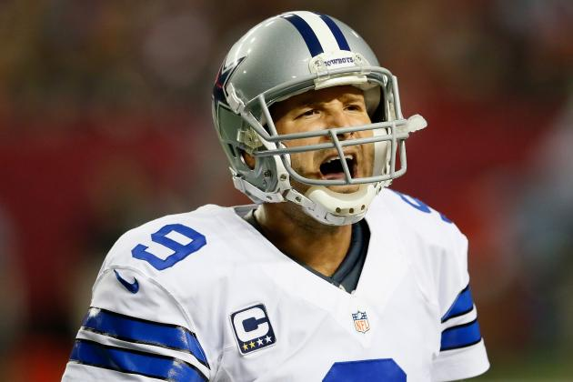Conflicting Reports on Tony Romo Contract Talks, and More NFC East News