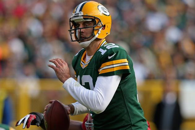Adrian Wilson: Packers' Aaron Rodgers Best QB in NFL