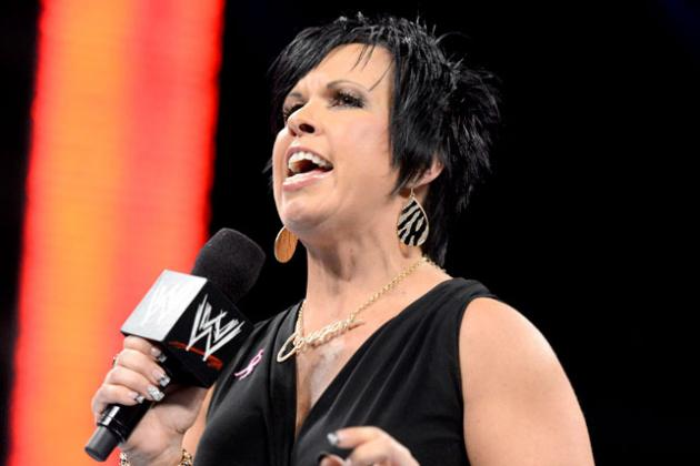 WWE Raw: Why Vickie Guerrero Is the Perfect Person to Run the Show