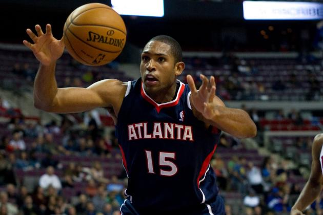 Al Horford Wins NBA Player of the Night After Double-Double vs. OKC Thunder