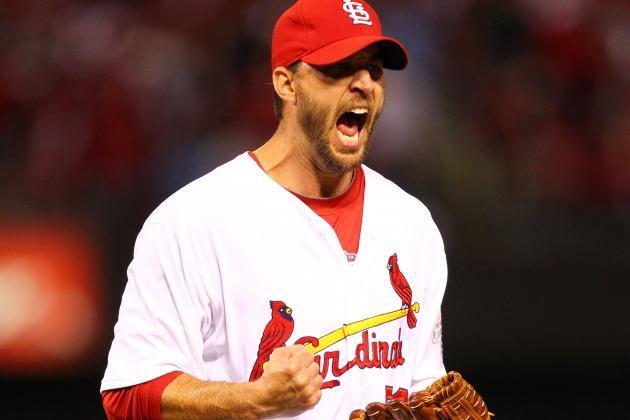 Wainwright Sees Himself Staying Here