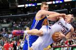 David Lee to Blake Griffin: Stop Flopping