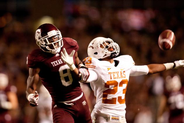 Longhorns' Byndom Shows Some Resiliency