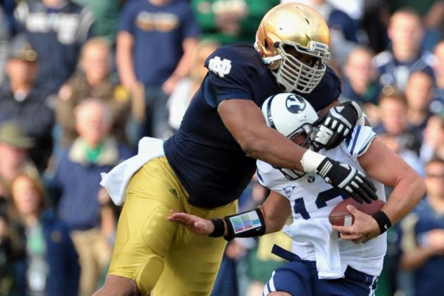 Dear Notre Dame: Beat Boston College by 40, Then We'll Talk BCS Title