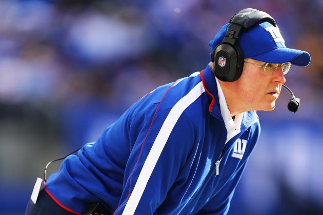 Coughlin, Giants Disappointed to Let Down Fans in Sandy Aftermath
