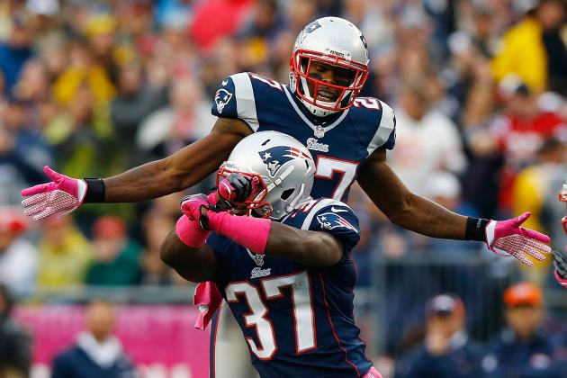 Bye Week Could Help Patriots' Rookies Avoid 'The Wall'