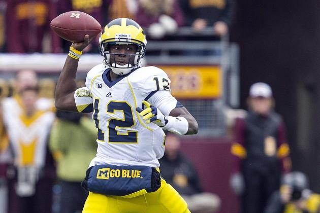 Devin Gardner's QB Dream Resurrected at Michigan