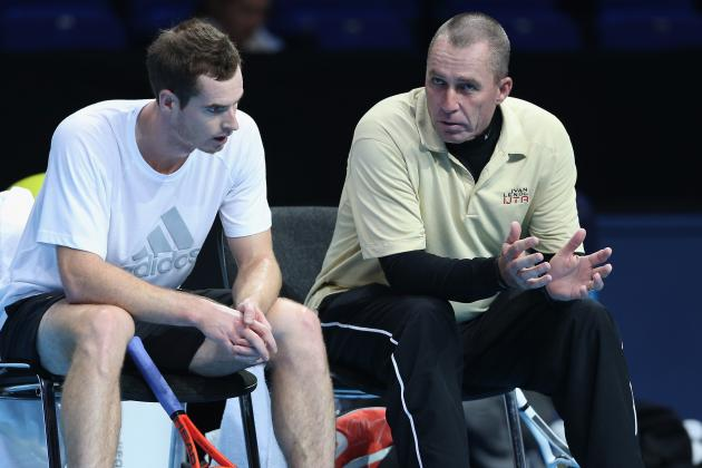 ATP 2013: 3 Bold Predictions for Andy Murray to Follow Up a Great 2012
