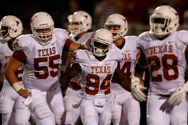 Horns' Win over Tech Was Most Complete...