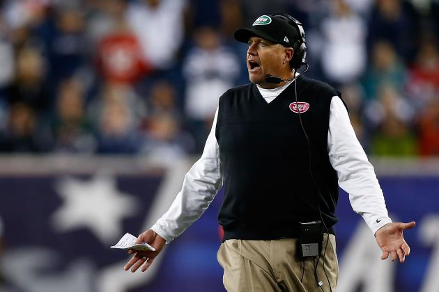 Rex Ryan: 'I Know We're Not Where We Want to Be. We're Not Even Close.'