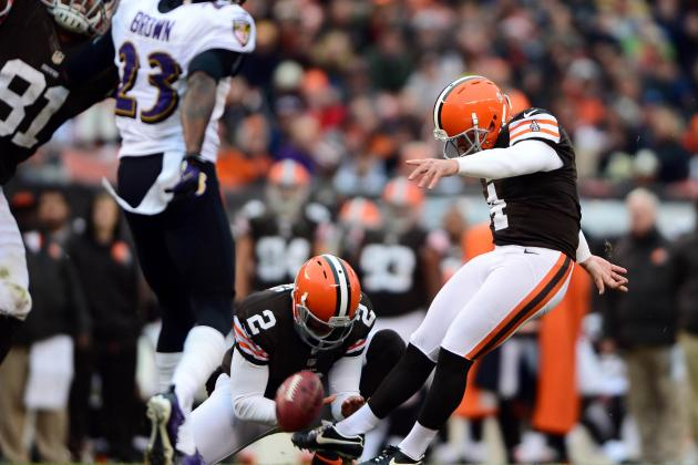 Can't-Miss Season Continues as Phil Dawson Drills 5 Field Goals