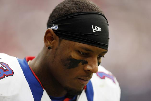 Stevie Johnson: Fantasy Owners Must Not Panic over Injury to Bills WR