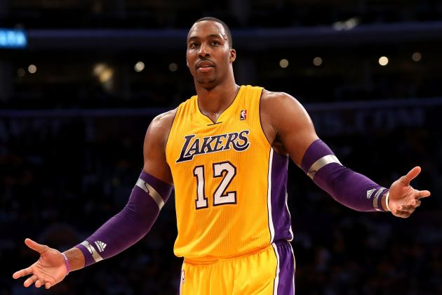 Examining the L.A. Lakers Defensive Ceiling with Dwight Howard