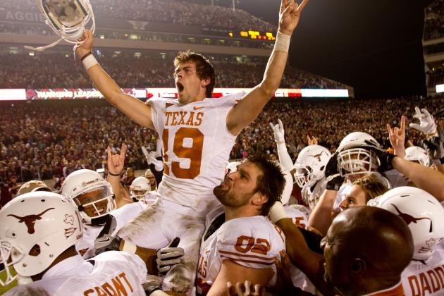 Could UT and Texas A&M Reunite?