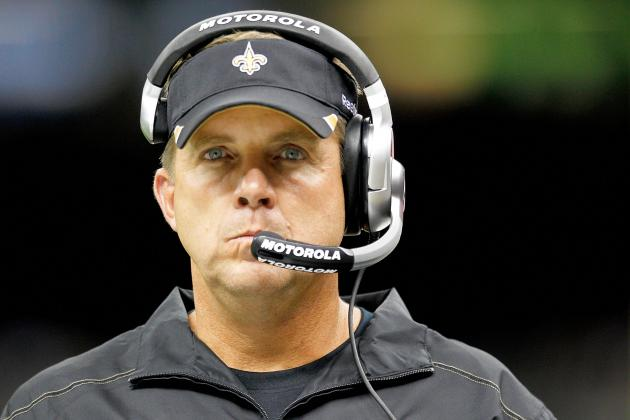 Sean Payton: Breaking Down Potential Landing Spots for Saints Coach in 2013