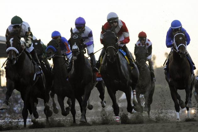 Two Trainers Say Horses Bled at Breeders' Cup