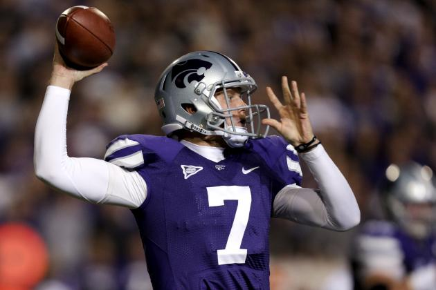 Collin Klein: Why Kansas State QB's Lead in the Heisman Race Is Slipping