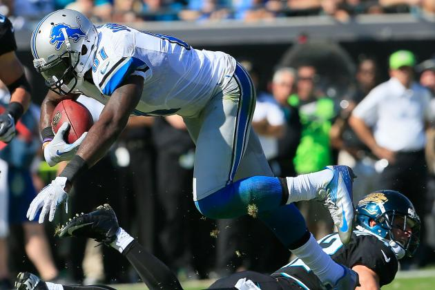 Calvin Johnson on One Leg Is Still Better Than Most on Two & More NFC North News
