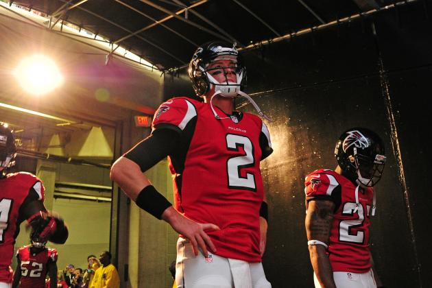 Odds on Home-Field Advantage, Playoff Seeds & More for Atlanta Falcons