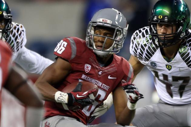 Washington State Suspends Star WR Wilson