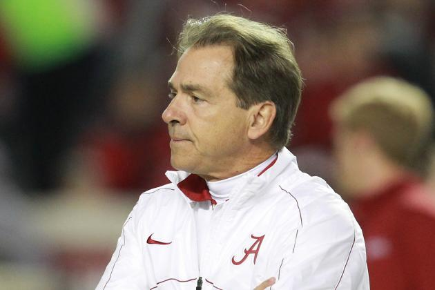 Alabama a Unanimous No. 1 in AP Poll After Thrilling Victory Over No. 5 LSU