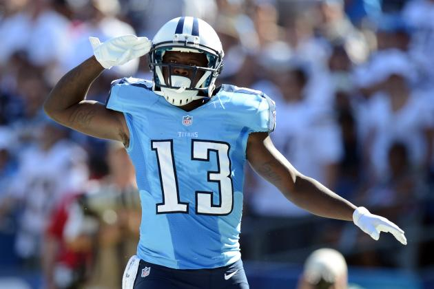 Kendall Wright's Injury Will Prevent Titans WR from Fantasy Relevancy in 2012