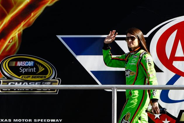 Danica's Best Finish with Full Race at Texas