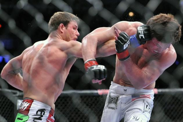 UFC News: Michael Bisping 'Frustrated' by Continued Chael Sonnen Title Shots