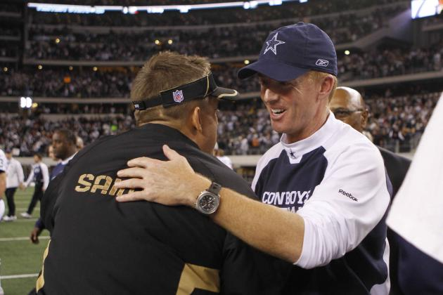 Should the Dallas Cowboys Pursue Sean Payton in the 2013 Offseason?