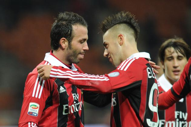 AC Milan Set to Extend El Shaarawy Deal as Mario Balotelli Talk Played Down