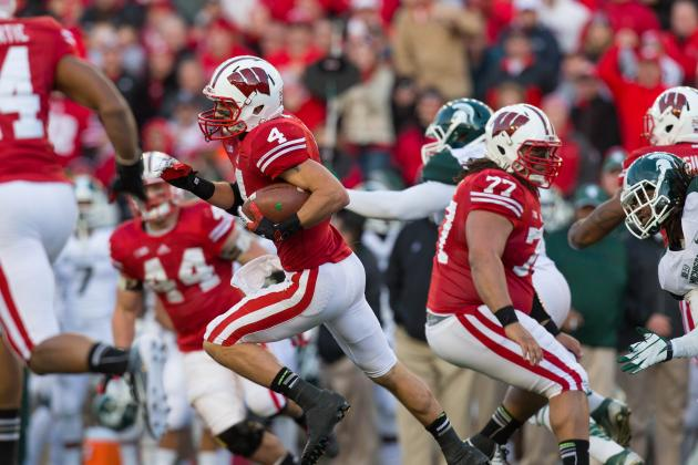 Big Ten Title Game in Badgers' Sight