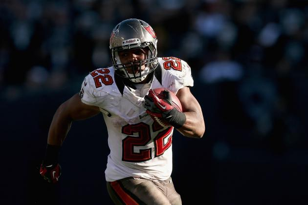 Doug Martin: Tampa Bay Bucs RB Explodes into Rookie of the Year Discussion