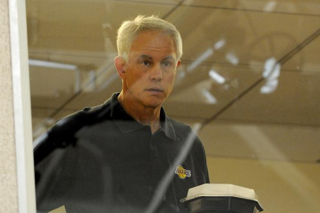 In-Season Transaction Possibilities for Mitch Kupchak