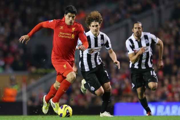 Liverpool: Is Luis Suarez One of Europe's Best Strikers?