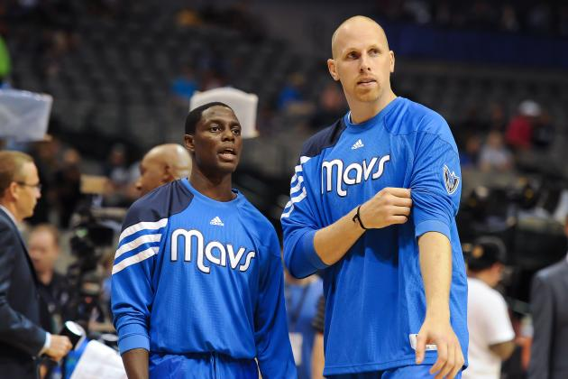 Full-Court Press: Mavs Hoping to Get Kaman Closer to 100 Percent