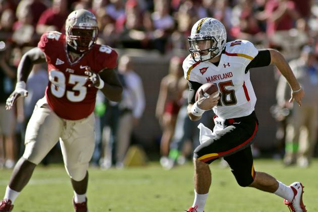 Terps Start Time Versus Florida State on Six-Day Hold