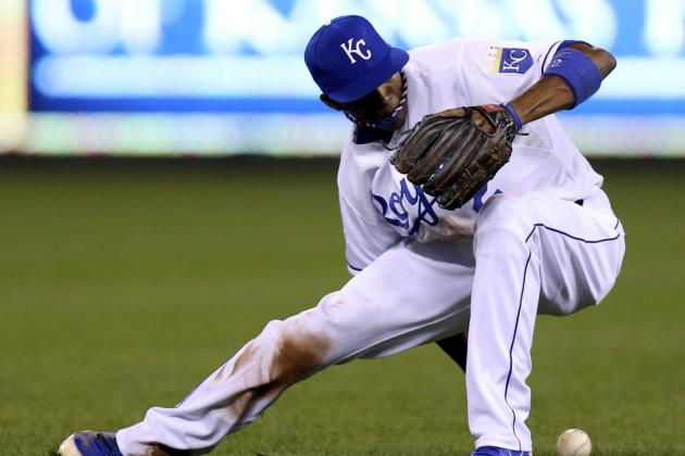 Royals' Escobar Cited for Special Achievement After Breakout Season