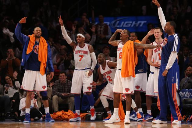Debate: Who Has Been the Most Impressive Knick Not Named Carmelo?